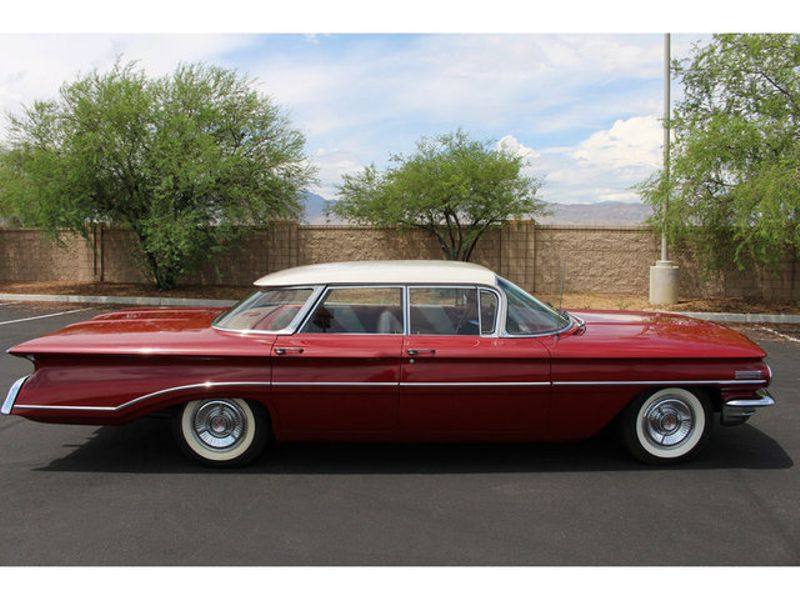 1960 Oldsmobile Eighty Eight   in Las Vegas, NV