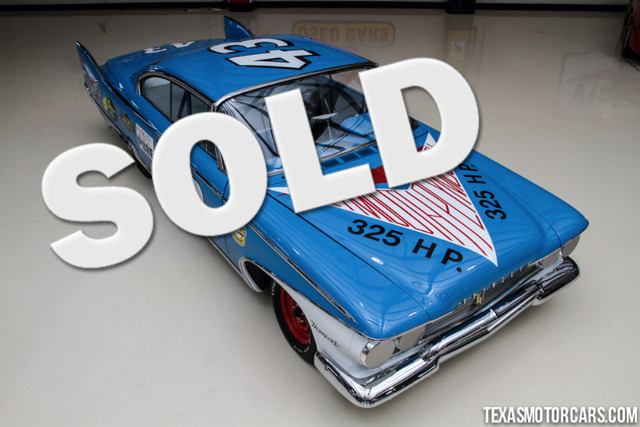 1960 Plymouth Fury NASCAR 1960 Plymouth Fury Richard Petty Nascar This 1960 Plymouth Fury is a one