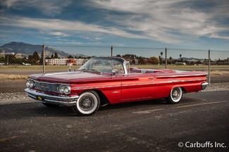 1960 Pontiac Bonneville Convertible | Concord, CA | Carbuffs in Concord
