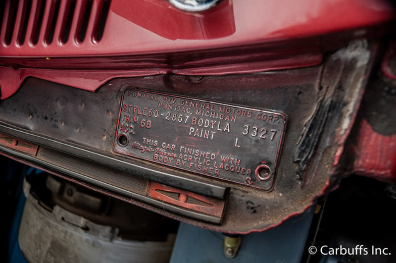1960 Pontiac Bonneville Convertible | Concord, CA | Carbuffs in Concord, CA