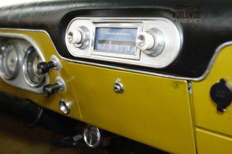 1960 Studebaker CHAMP PICK UP VERY RARE ORIGINAL V8 COLLECTOR | Denver, CO | Worldwide Vintage Autos in Denver, CO