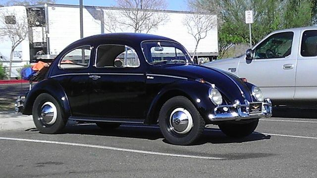 1960 Volkswagen TYPE 1 DOCUMENTED EUROPEAN DELIVERY Phoenix, Arizona 12
