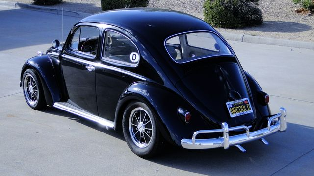 1960 Volkswagen TYPE 1 DOCUMENTED EUROPEAN DELIVERY Phoenix, Arizona 17