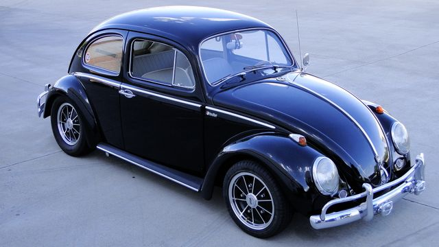 1960 Volkswagen TYPE 1 DOCUMENTED EUROPEAN DELIVERY Phoenix, Arizona 2