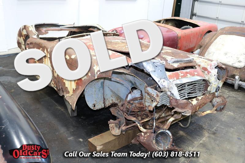 1961 Austin-Healey 3000 MK1 Parts Car or Restoration in Nashua NH