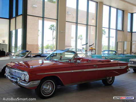 1961 Chevrolet Impala SS in Las Vegas, NV