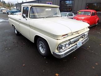 1961 GMC Pickup - Oregon Showroom Newberg, Oregon