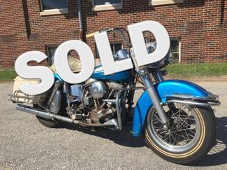 1961 Harley-Davidson FLH Duo-Glide Oaks, Pennsylvania