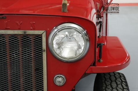 1961 Willys CJ3B 4 CYL MANUAL 4X4 | Denver, CO | Worldwide Vintage Autos in Denver, CO