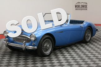 1962 Austin Healey 3000 RESTORED SHOW ROOM CONDITION EXTREMELY RARE | Denver, CO | WORLDWIDE VINTAGE AUTOS in Denver CO