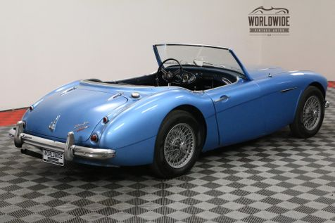 1962 Austin Healey 3000 RESTORED SHOW ROOM CONDITION EXTREMELY RARE | Denver, CO | WORLDWIDE VINTAGE AUTOS in Denver, CO