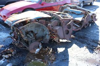 1962 Austin Healey 3000 MK2 Restoration or Parts Vehicle in Nashua, NH