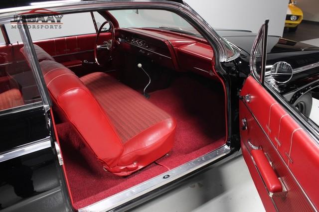 1962 Chevrolet Bel Air Bubble Top Merrillville, Indiana 17