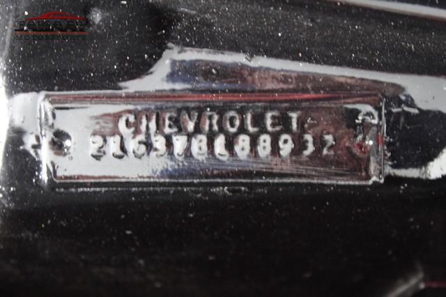 1962 Chevrolet Bel Air Bubble Top Merrillville, Indiana 44