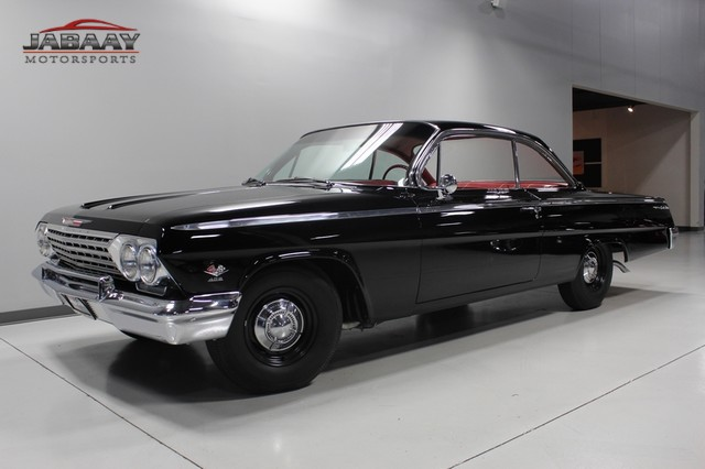 1962 Chevrolet Bel Air Bubble Top Merrillville, Indiana 0