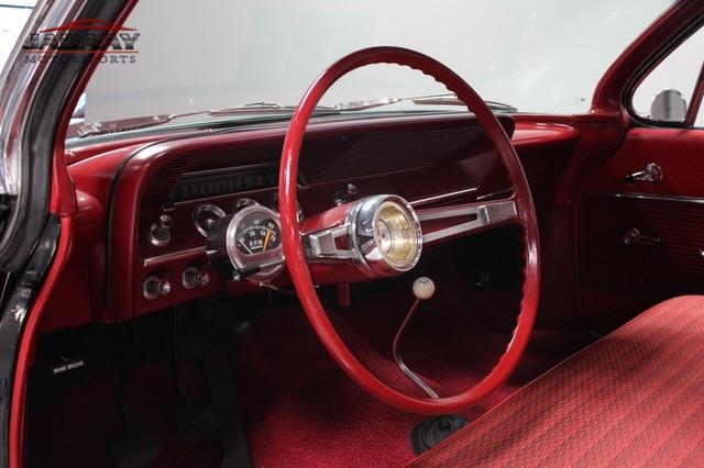 1962 Chevrolet Bel Air Bubble Top Merrillville, Indiana 9
