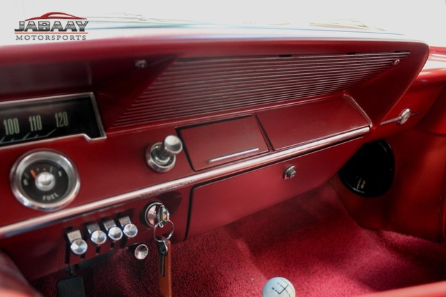 1962 Chevrolet Bel Air Bubble Top Merrillville, Indiana 20