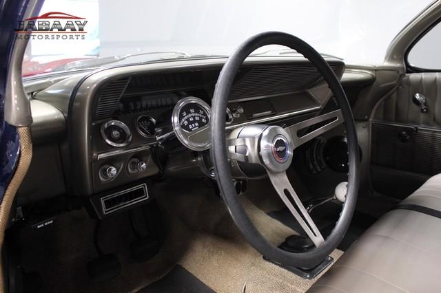 1962 Chevrolet Biscayne Merrillville, Indiana 10