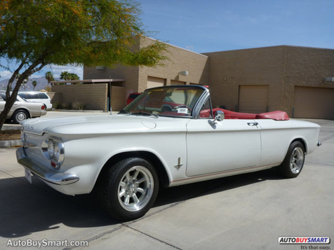 1962 Chevrolet Corvair  in Las Vegas, NV