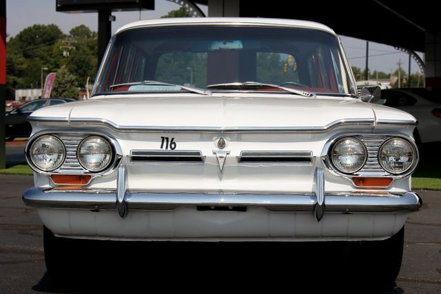 1962 Chevrolet Corvair Monza Station Wagon - THE GREAT RACE #116 Mooresville , NC 35