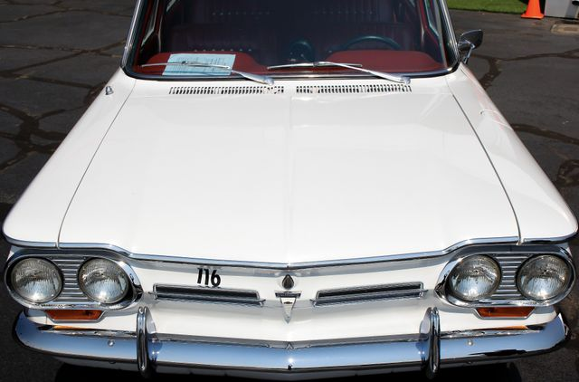 1962 Chevrolet Corvair Monza Station Wagon - THE GREAT RACE #116 Mooresville , NC 36