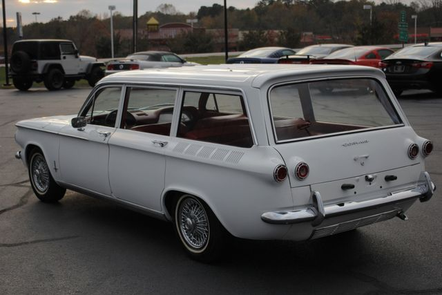 1962 Chevrolet Corvair Monza Station Wagon (LAKEWOOD) Mooresville , NC 22