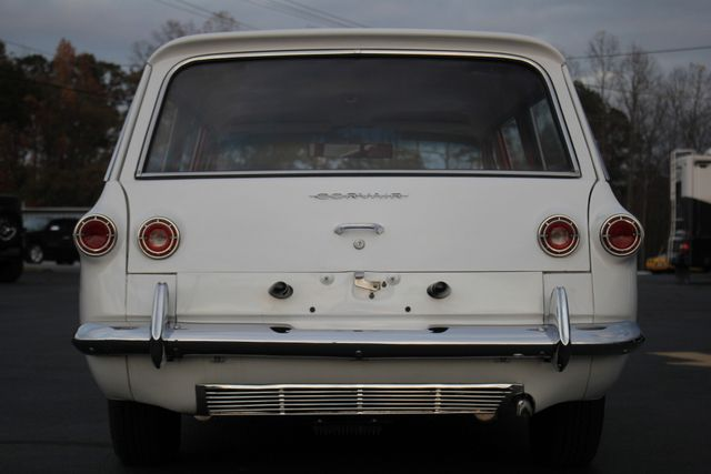1962 Chevrolet Corvair Monza Station Wagon (LAKEWOOD) Mooresville , NC 28