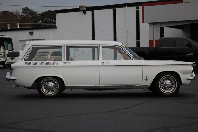 1962 Chevrolet Corvair Monza Station Wagon (LAKEWOOD) Mooresville , NC 13