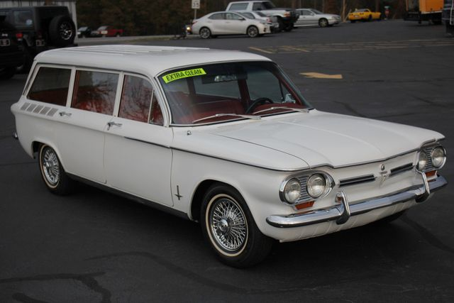 1962 Chevrolet Corvair Monza Station Wagon (LAKEWOOD) Mooresville , NC 20