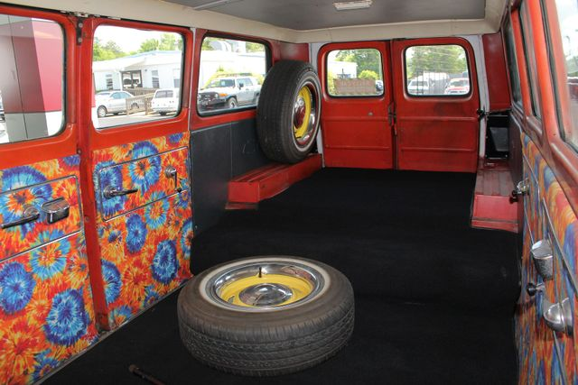 1962 Chevrolet Corvair HIPPY GREENBRIER VAN! ONE OF A KIND! Mooresville , NC 40