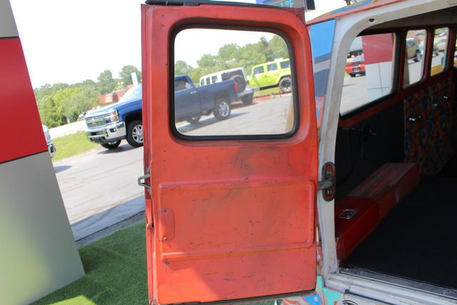 1962 Chevrolet Corvair HIPPY GREENBRIER VAN! ONE OF A KIND! Mooresville , NC 51