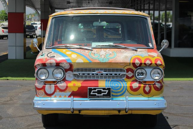 1962 Chevrolet Corvair HIPPY GREENBRIER VAN! ONE OF A KIND! Mooresville , NC 12