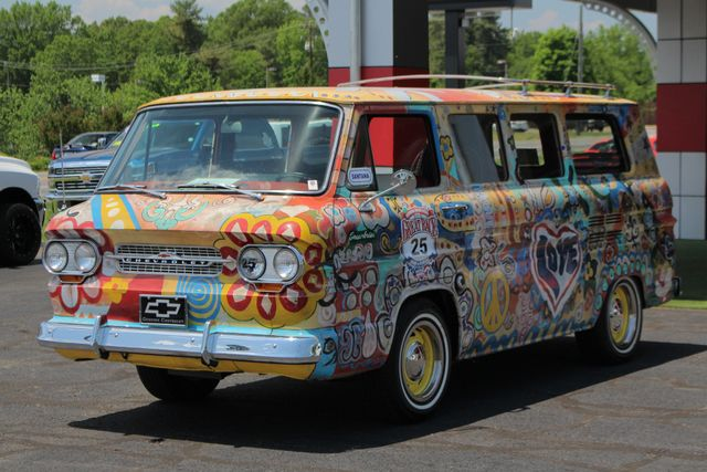 1962 Chevrolet Corvair HIPPY GREENBRIER VAN! ONE OF A KIND! Mooresville , NC 17