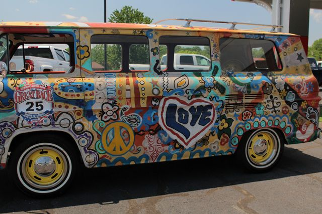 1962 Chevrolet Corvair HIPPY GREENBRIER VAN! ONE OF A KIND! Mooresville , NC 22