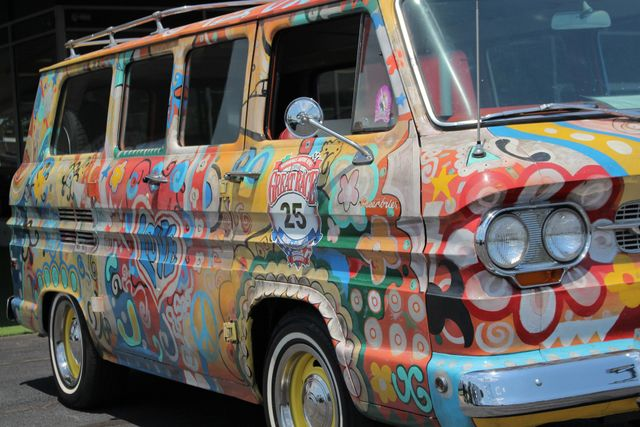 1962 Chevrolet Corvair HIPPY GREENBRIER VAN! ONE OF A KIND! Mooresville , NC 20