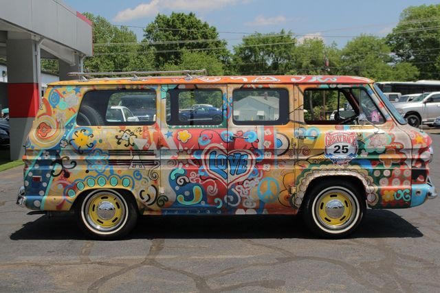 1962 Chevrolet Corvair HIPPY GREENBRIER VAN! ONE OF A KIND! Mooresville , NC 10
