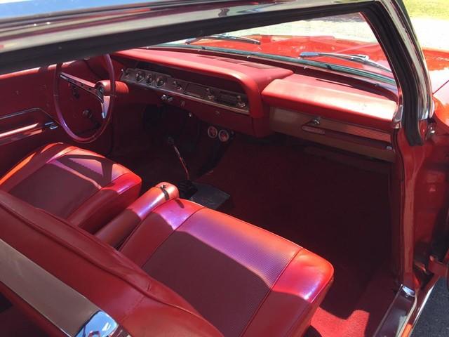 1962 Chevrolet IMAPALA SS SUPER SPORT RedLineMuscleCars.com, Oklahoma 23