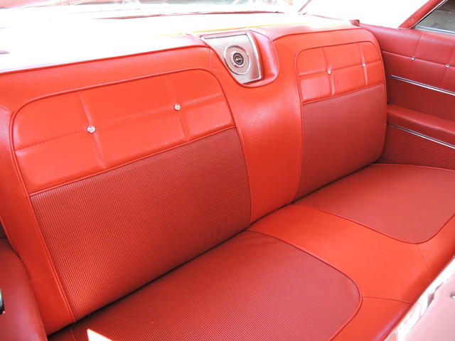 1962 Chevrolet IMAPALA SS SUPER SPORT RedLineMuscleCars.com, Oklahoma 57