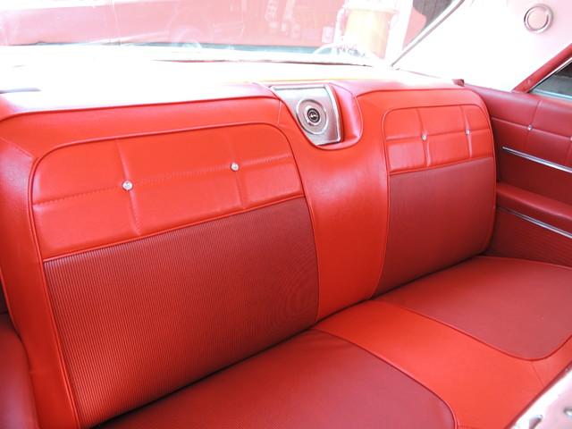 1962 Chevrolet IMAPALA SS SUPER SPORT RedLineMuscleCars.com, Oklahoma 58