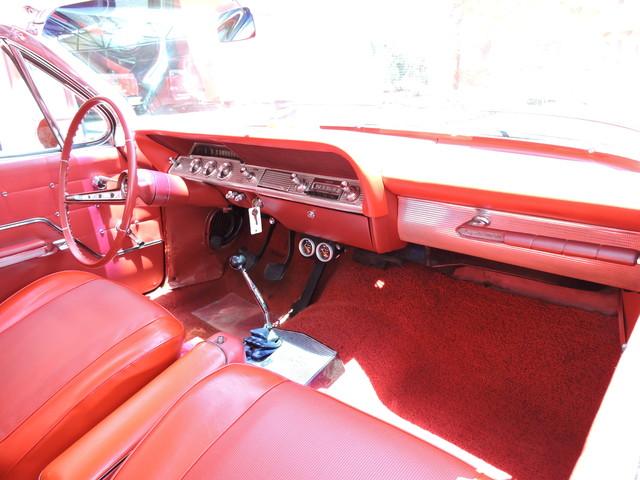 1962 Chevrolet IMAPALA SS SUPER SPORT RedLineMuscleCars.com, Oklahoma 59