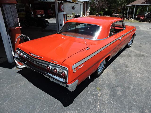 1962 Chevrolet IMAPALA SS SUPER SPORT RedLineMuscleCars.com, Oklahoma 67