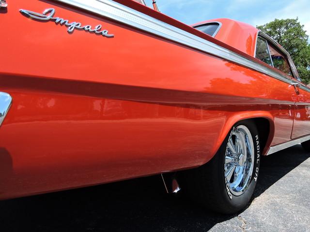 1962 Chevrolet IMAPALA SS SUPER SPORT RedLineMuscleCars.com, Oklahoma 72