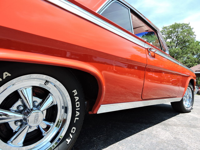 1962 Chevrolet IMAPALA SS SUPER SPORT RedLineMuscleCars.com, Oklahoma 73