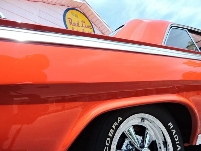 1962 Chevrolet IMAPALA SS SUPER SPORT RedLineMuscleCars.com, Oklahoma 74