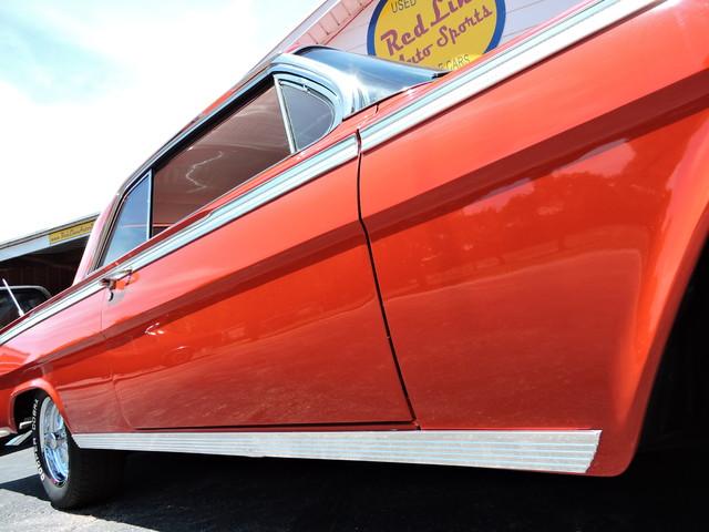 1962 Chevrolet IMAPALA SS SUPER SPORT RedLineMuscleCars.com, Oklahoma 82