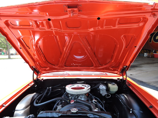 1962 Chevrolet IMAPALA SS SUPER SPORT RedLineMuscleCars.com, Oklahoma 102