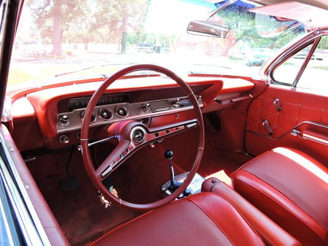 1962 Chevrolet IMAPALA SS SUPER SPORT RedLineMuscleCars.com, Oklahoma 112