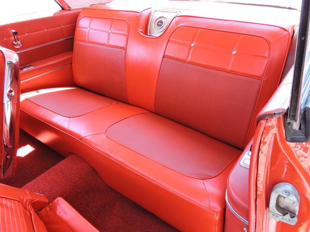 1962 Chevrolet IMAPALA SS SUPER SPORT RedLineMuscleCars.com, Oklahoma 117