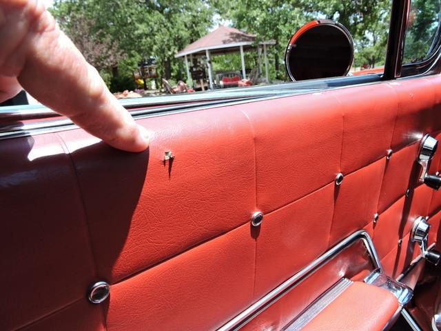 1962 Chevrolet IMAPALA SS SUPER SPORT RedLineMuscleCars.com, Oklahoma 120