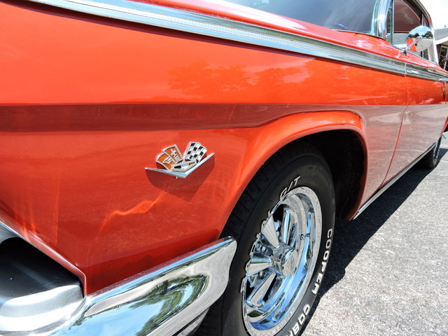 1962 Chevrolet IMAPALA SS SUPER SPORT RedLineMuscleCars.com, Oklahoma 145